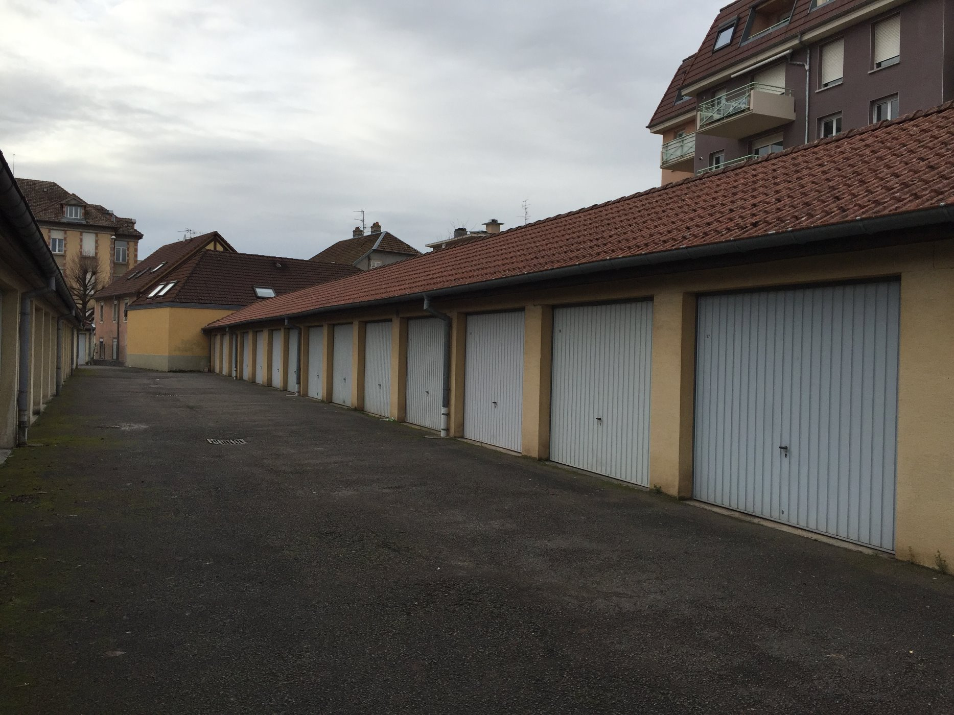 Garage exclusivite garage 0 pieces belfort vente for Garage denney belfort