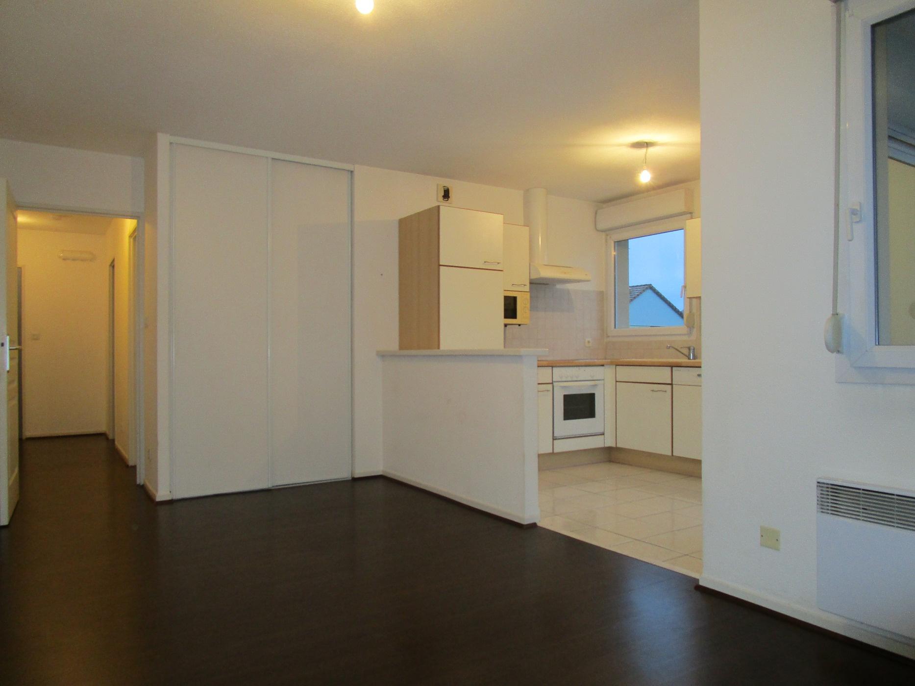 Appartement t1 bis balcon garage proche etang des forges 2 - Piscine belfort residence ...